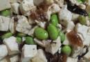 茶梅炒豆腐